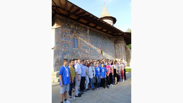 reuniunea nationala a tinerilor ortodocsi